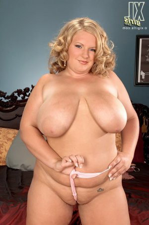 Sheyene obese escorts Winsford UK